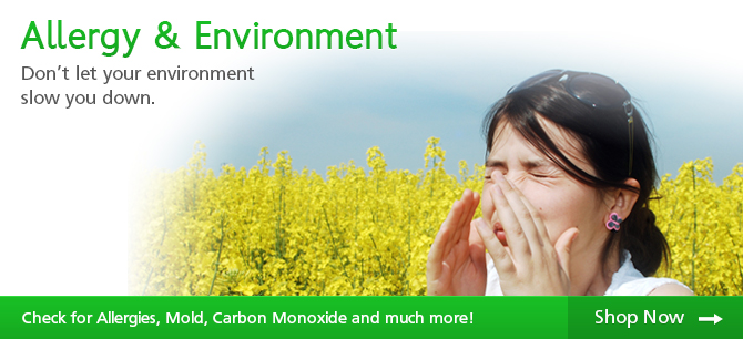 Allergy & Environment Products