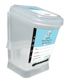 Ten Panel Drug Test Cup