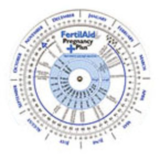Pregnancy and Ovulation Wheel